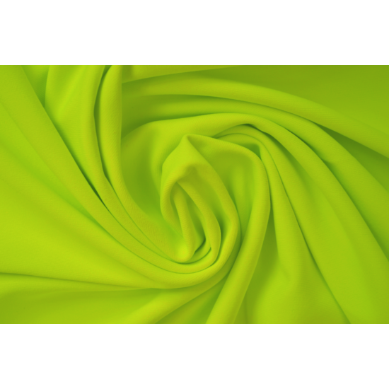 2117 Soft Melon fluo mikroszálas (mikrofibra) fitneszruha anyag, 230 gr