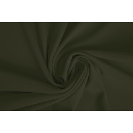 2117 Olive mikroszálas (mikrofibra) fitneszruha anyag, 290 gr
