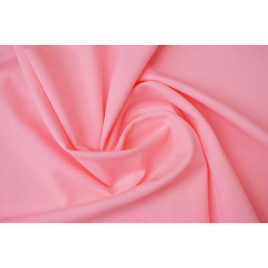 Barack poliamid elasztán fürdőruha anyag, matt, 170 gr, fogás és színminta 30x30 cm