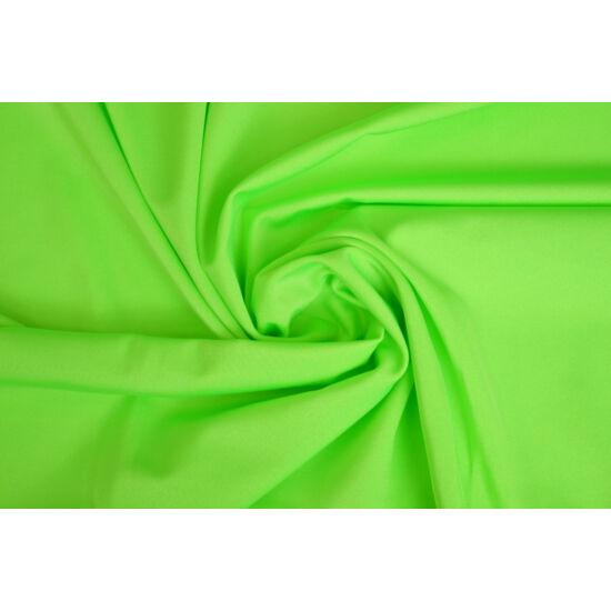 Verdo Fluo poliamid elasztán fürdőruha anyag, fényes, 170 gr