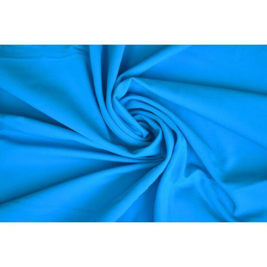 Turchese poliamid elasztán fürdőruha anyag, matt, 170 gr, fogás és színminta 30x30 cm